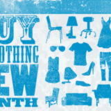 Buy Nothing New Month